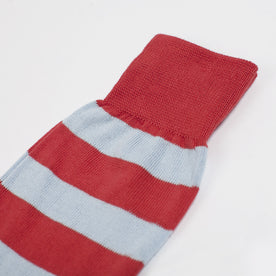 Anonymous Ism Double Stripe Red & Sky