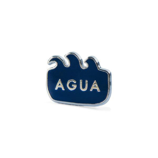 The Ty Williams Agua Pin