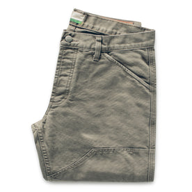 The Chore Pant in Washed Ash: Featured Image