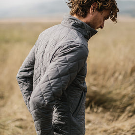 The Vertical Jacket in Ash: Alternate Image 3