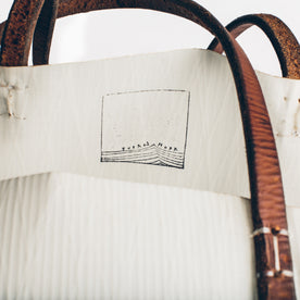 The Origami Tote in Sail Cloth: Alternate Image 4