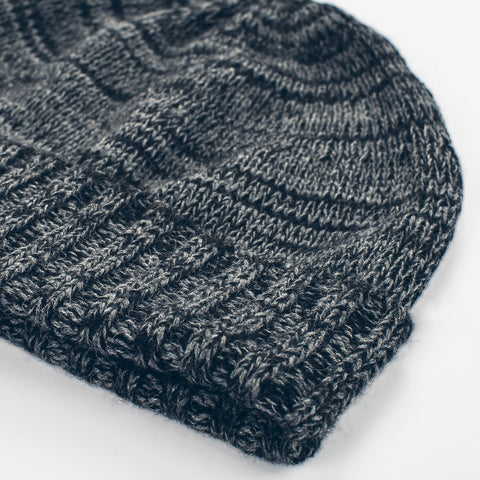 The Blaik Alpaca Wool Beanie - alternate view