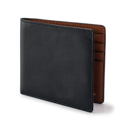 The Minimalist Billfold Wallet in Black: Featured Image