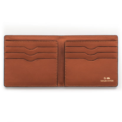The Minimalist Billfold Wallet in Black: Alternate Image 3