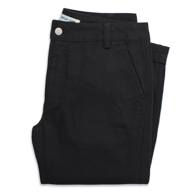 The Chore Pant in Black