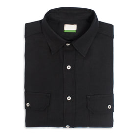 The Chore Shirt in Coal: Featured Image