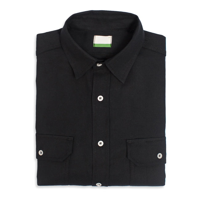 The Chore Shirt in Coal