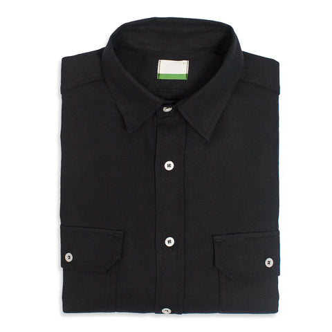 The Chore Shirt in Coal - featured image