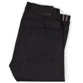 The Democratic Jean in Black Italian Selvage: Featured Image