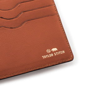 The Minimalist Billfold Wallet in Brown: Alternate Image 4