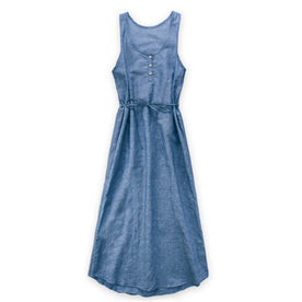 The Venice Dress in Azure: Featured Image