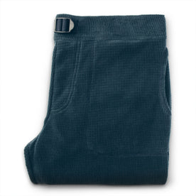 The Pack Pant in Midnight Polartec Fleece: Featured Image