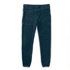 The Pack Pant in Midnight Polartec Fleece: Alternate Image 6