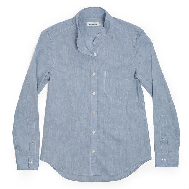 The Caroline in Light Blue Chambray