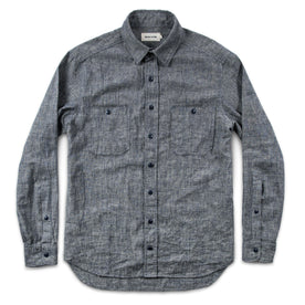 The California in Blue Hemp Chambray: Alternate Image 6