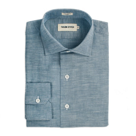 The Hyde in Blue Chambray: Featured Image