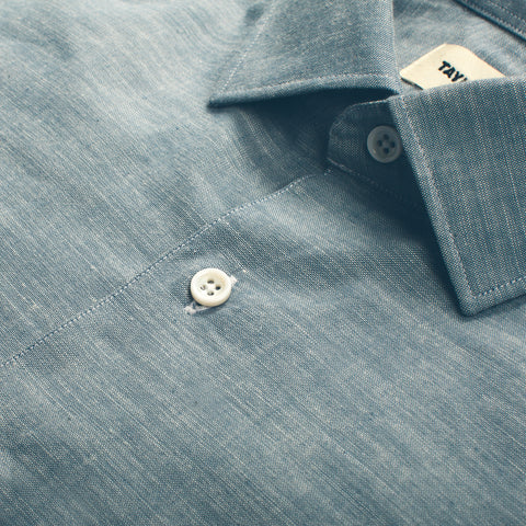 The Hyde in Blue Chambray - alternate view