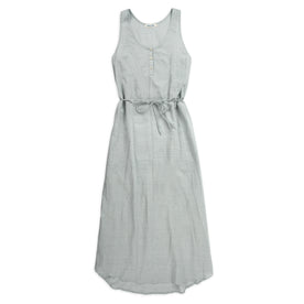 The Venice Dress in Seafoam Stripe: Featured Image