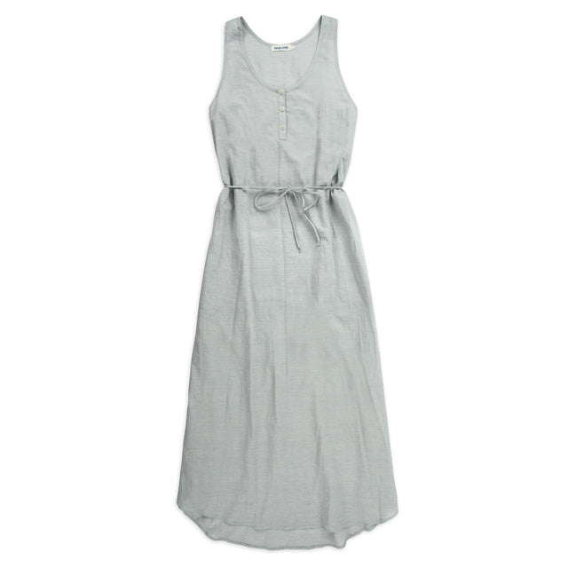 Venice Dress in Seafoam Stripe