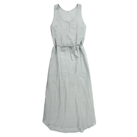 Venice Dress in Seafoam Stripe - featured image