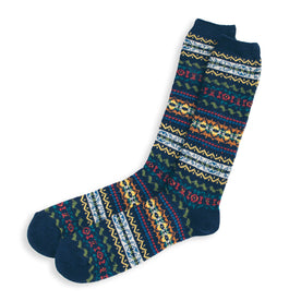 Anonymous Ism Fair Isle - Navy: Featured Image