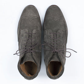 Flint Kudu Suede Blake Wingtip Boot: Alternate Image 3