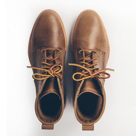 The Plain Toe Moto Boot in Natural Chromexcel: Alternate Image 3