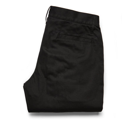 The Slim Chino in Organic Coal: Alternate Image 8