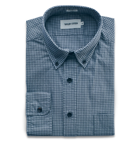 The Jack in Grey & Navy Box Check - featured image