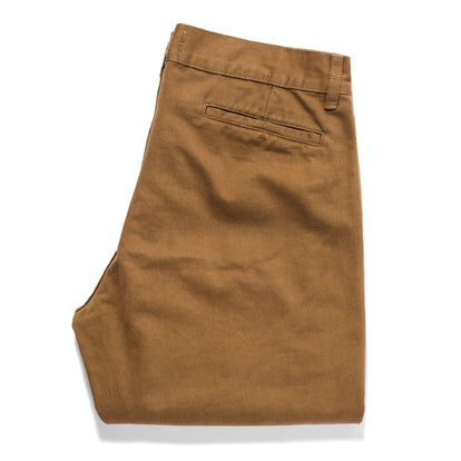 The Slim Chino in Organic British Khaki: Alternate Image 6