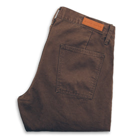 The Chore Pant in Washed Timber: Alternate Image 6