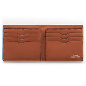 The Minimalist Billfold Wallet in Brown: Alternate Image 3