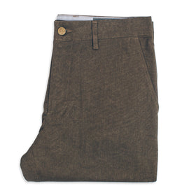 6 Point Pant in Olive Drab Oxford: Alternate Image 1