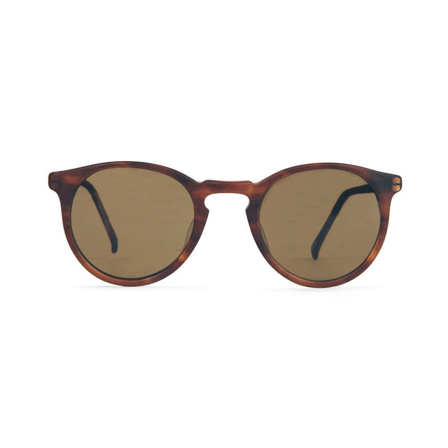 The Scout - Matte Blonde Sunglasses