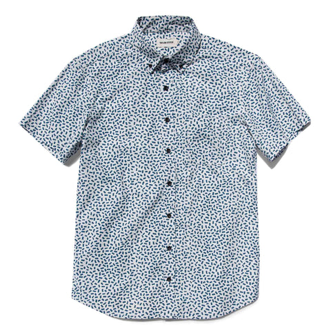 The Short Sleeve Jack in Brush Strokes - featured image