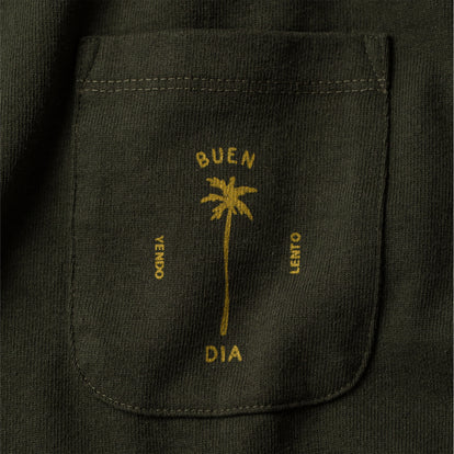 The Heavy Bag Tee in Buen Dia: Alternate Image 3