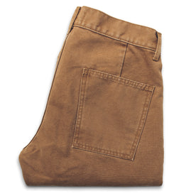 The Camp Pant in Washed Sawdust Canvas: Alternate Image 3