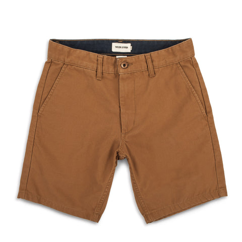 The Camp Short in Camel - featured image