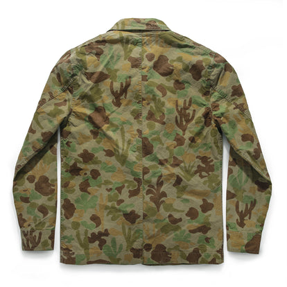 The Ojai Jacket in Arid Camo Dry Wax: Alternate Image 11