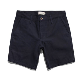 The Camp Short in Navy: Featured Image
