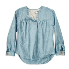 The Parker in Chambray: Featured Image
