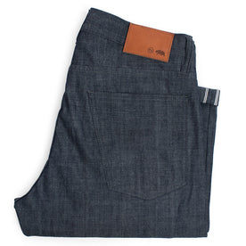9 Oz. Candiani Italian Selvage Chambray - Slim Fit: Featured Image