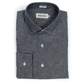 The Hyde in Charcoal Cotton and Linen: Featured Image