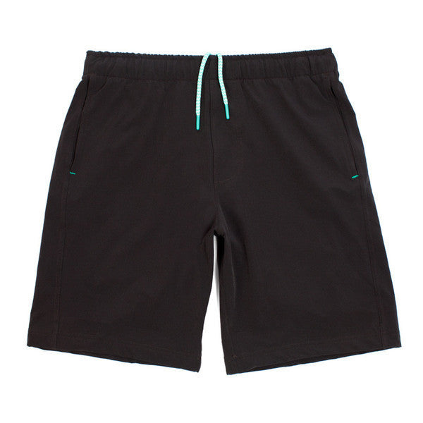 The Myles Everyday Short in Charcoal