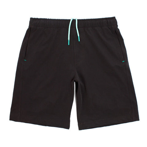 The Myles Everyday Short in Charcoal - featured image