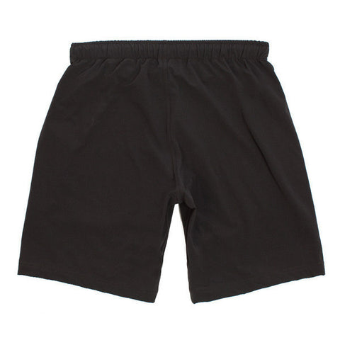 The Myles Everyday Short in Charcoal - alternate view