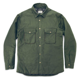 The Chore Jacket in Army Ripstop Canvas: Featured Image