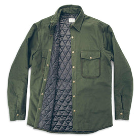 The Chore Jacket in Army Ripstop Canvas: Alternate Image 6