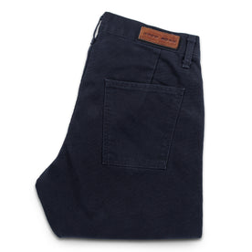 The Chore Pant in Washed Navy: Alternate Image 6