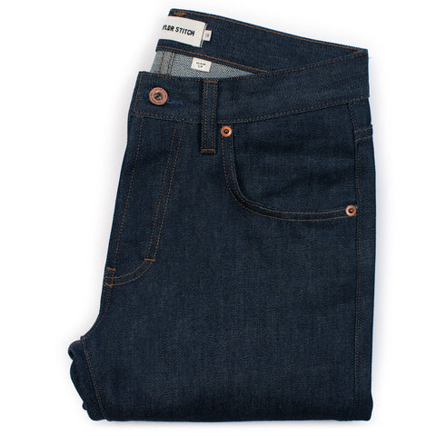 The Slim Jean in Cone Mills Standard - alternate view